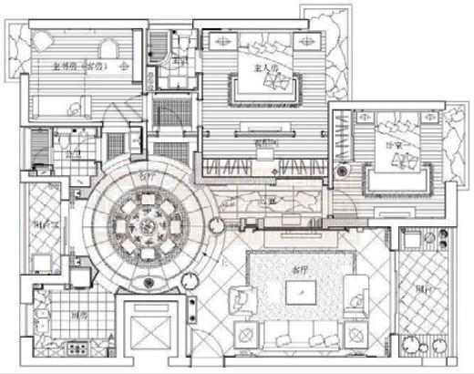 数学家庭平面图怎么画