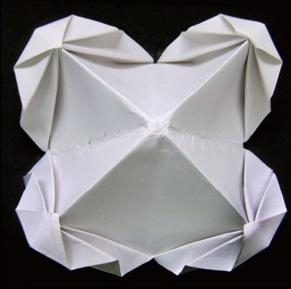 半立体手工图片