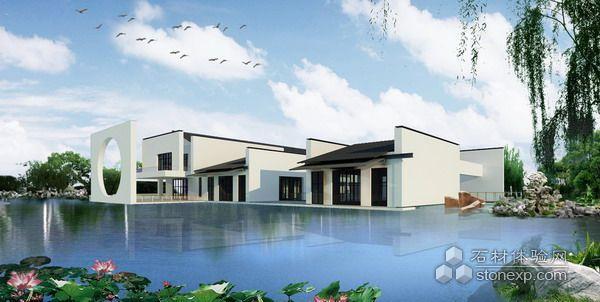苏派建筑别墅设计图