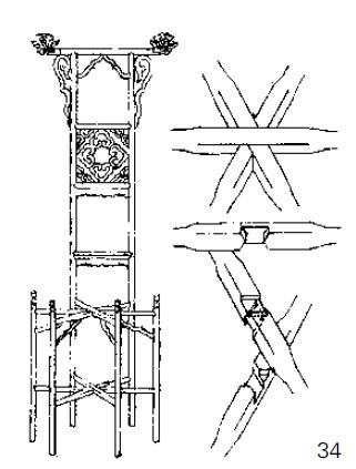 工程图 简笔画 平面图 手绘 线稿 321_423 竖版 竖屏
