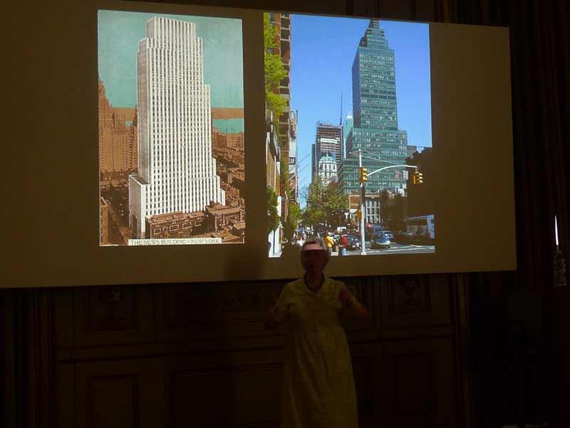 空间 纽约/【纽约】摩天大楼与公共空间