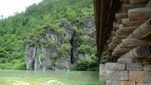 中国 设计 龙岩/6、云龙桥是规模大得多的廊桥,给人震撼的感觉。